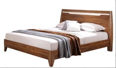 森盛 锐璞系列  床A8010(1.5米)排骨架床身