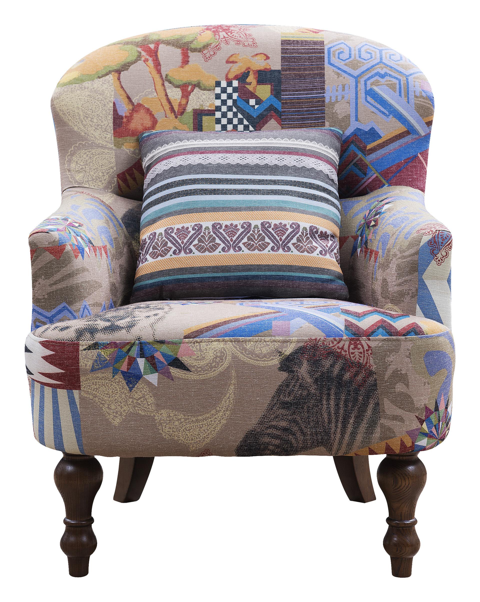 森盛家具 舒美系列  客厅/ 卧房 休闲椅   XY6001