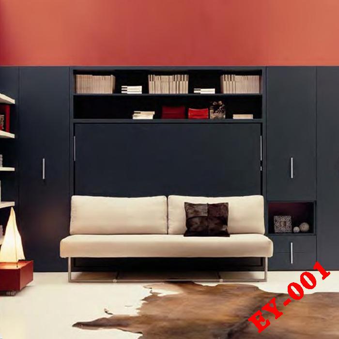 【enjoy young】创意家具 节约空间 翻床 隐形床 壁柜图片