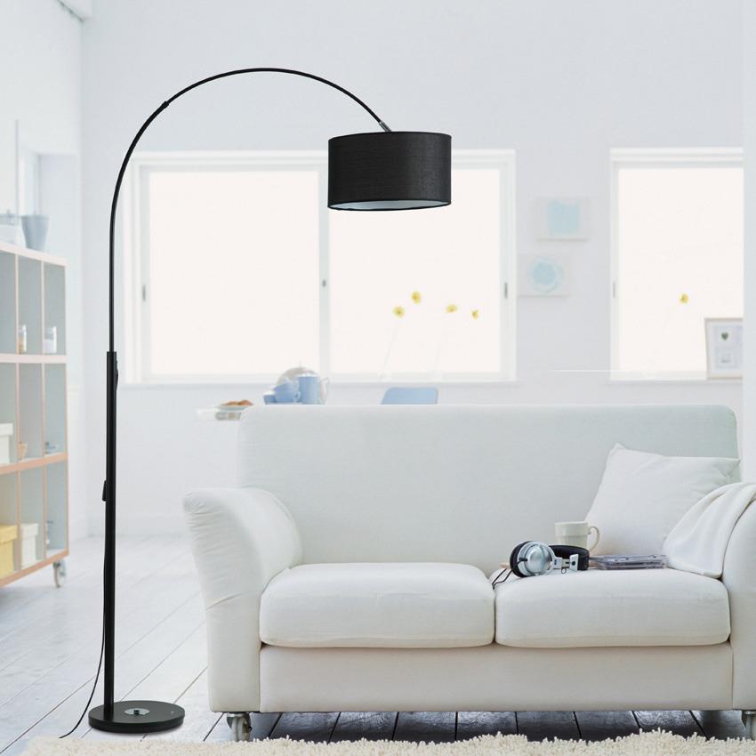 爱加升级版现代落地灯客厅卧室灯创意落地台灯具时尚图片