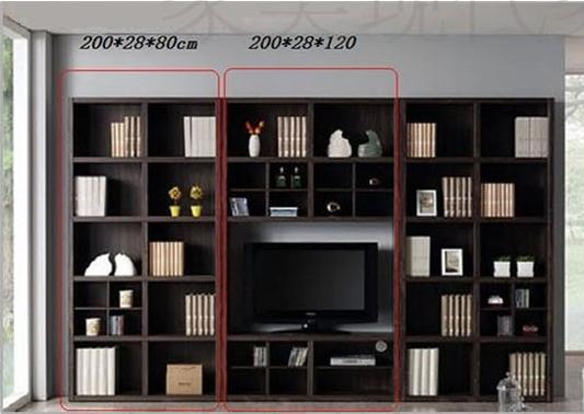 背景电视柜v背景特价三包电视墙实木简约欧式白电视书柜墙柜装修到家警示语图片