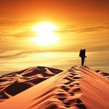 撒哈拉的沙漠