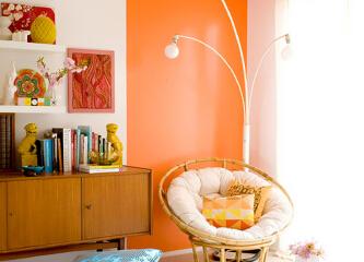 橙色家居 浪漫满屋
