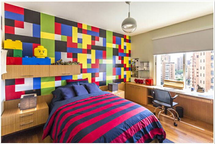 卧室设计效果图欣赏,愿你做个好梦!