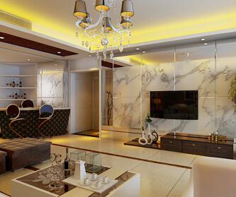 K2·百合湾现代大宅设计...