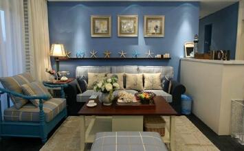 ·蓝色风情,家的蓝色...
