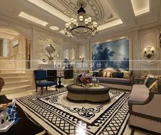 太湖国际别墅法式风格34...