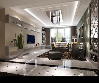 现代简约--平层公寓