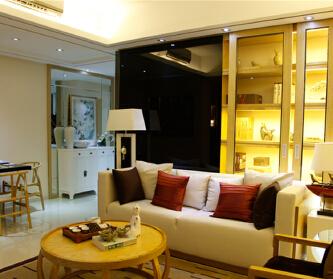 小户型现代简约三居室
