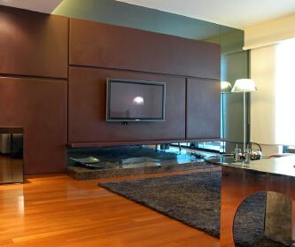 环保主义室内装修设计