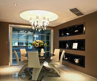 2室2厅大户型现代风格