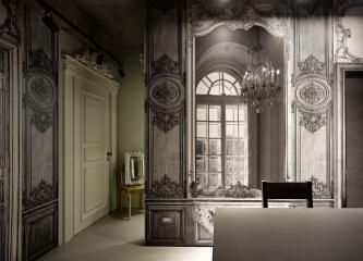 顶级艺术别墅设计图