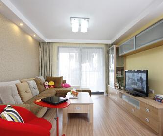 120平米现代家居