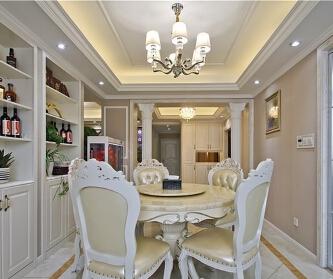 130方公寓欧式风格