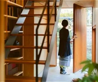 外国的单身公寓也像个家