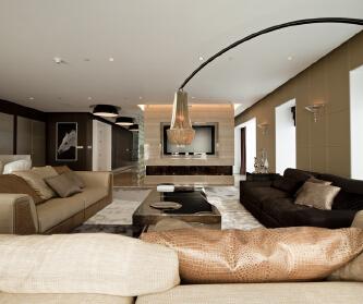 现代简约打造舒适家居