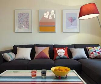 舒适实用的小公寓