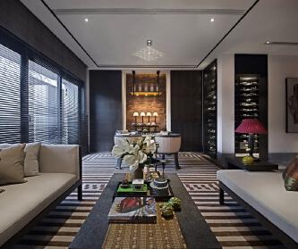 145平现代风格四居室