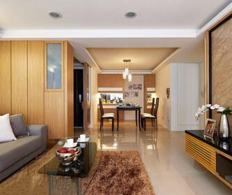 三室两厅 现代简约风...