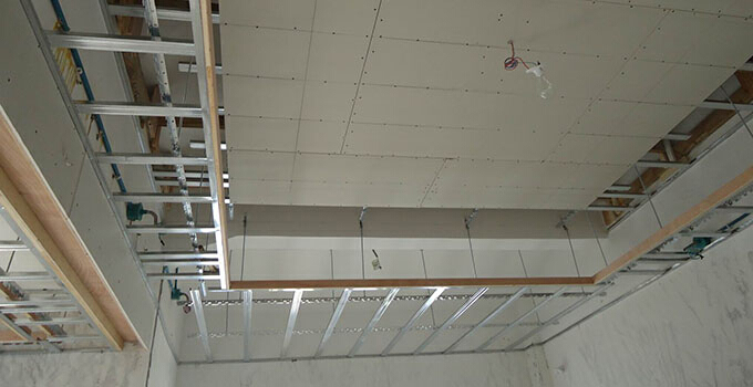 吊顶施工的工艺标准如何,最详细的流程