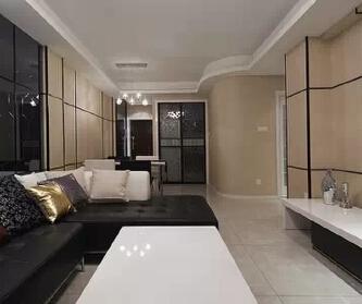 76平现代简约 三室两厅