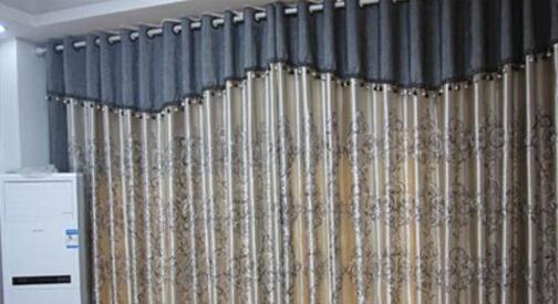 双层窗帘的四种安装方法,哪一种最适合你家!