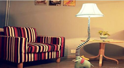 儿童房灯具选购要考虑什么?