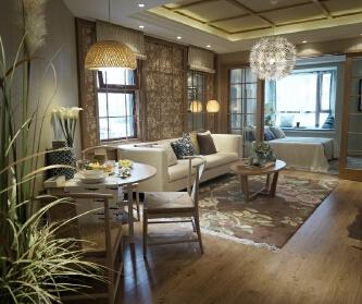 东南亚异域公寓