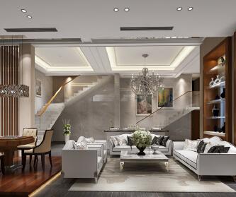 别墅装修设计——法兰谷