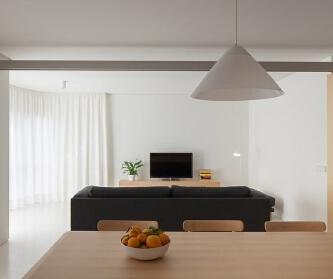 现代简约空间设计..