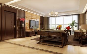 大同太阳城中式设计案...