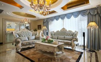 350平欧式别墅