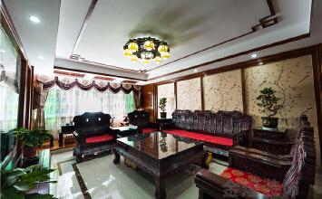 《东方古韵》三房两厅...