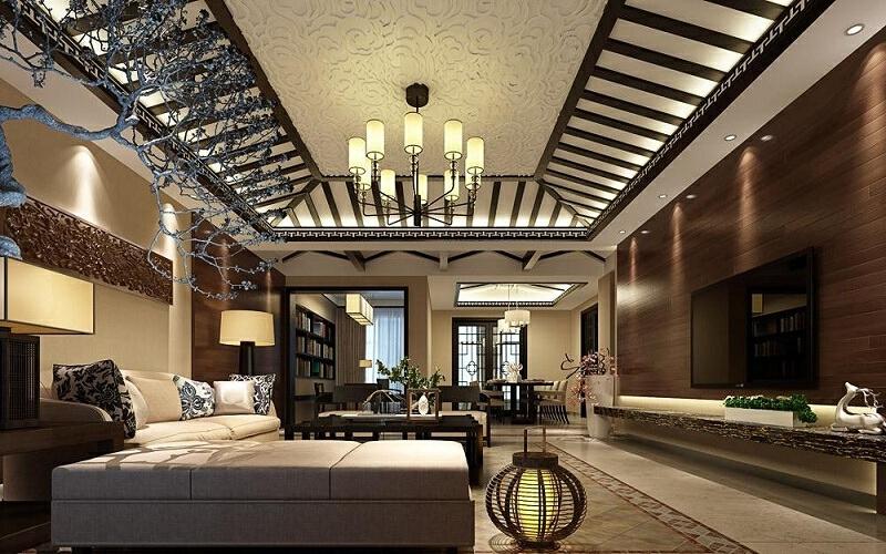 中式元素在室内设计中的应用
