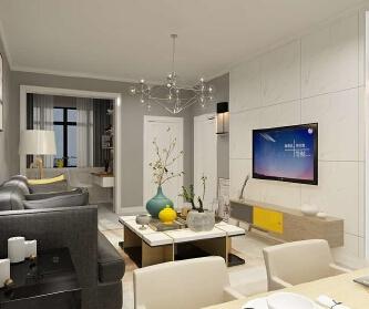 时代广场2室2厅80平米...