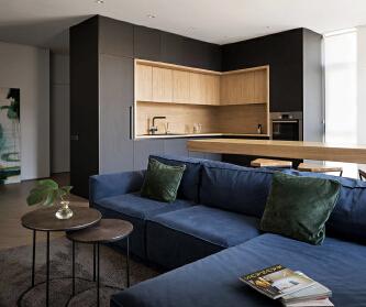 大户型公寓装修设计案例...