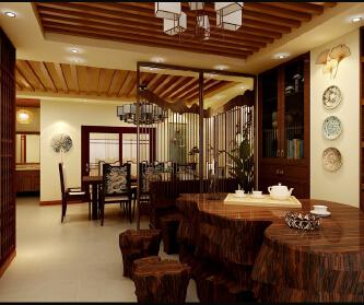 私人茶室会所