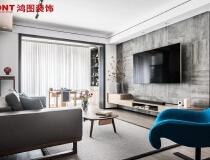 【威海鸿图装饰】140平新中式风格,优雅大气很高级!