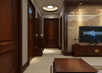 中式风格的设计 陈超设计