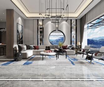 新中式大别墅
