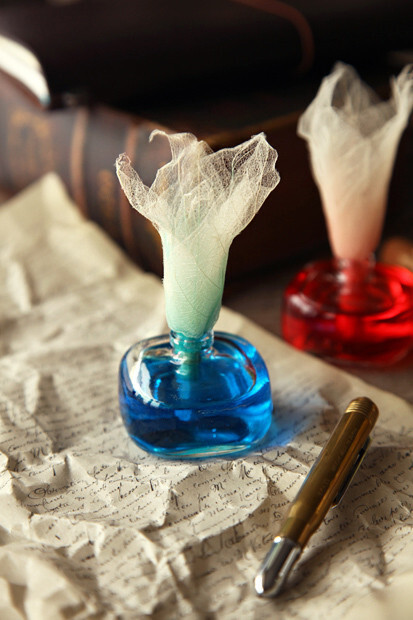 法国 秘密花园香薰系列 无火香薰 复古墨水瓶 八款选,