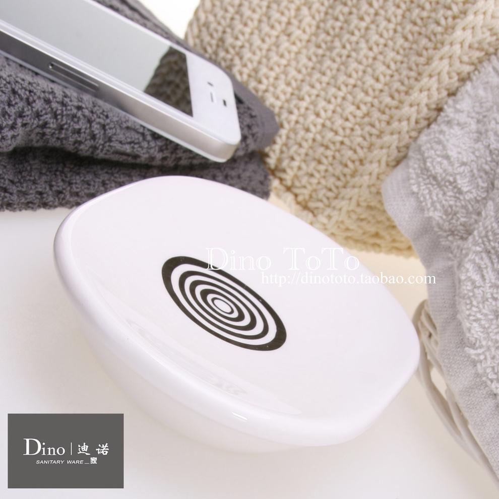 特低价冲冠 外单陶瓷卫浴配件洗漱用品具小零食糖果肥皂香盒碟子,