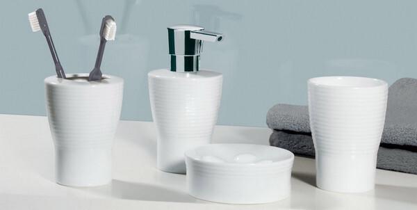 瑞士spirella 歌剧系列条纹浴室四件套(2011新品),