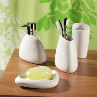 欧洲卫浴spirella石头浴室洗漱套装卫浴四件套陶瓷卫浴套装欧式,