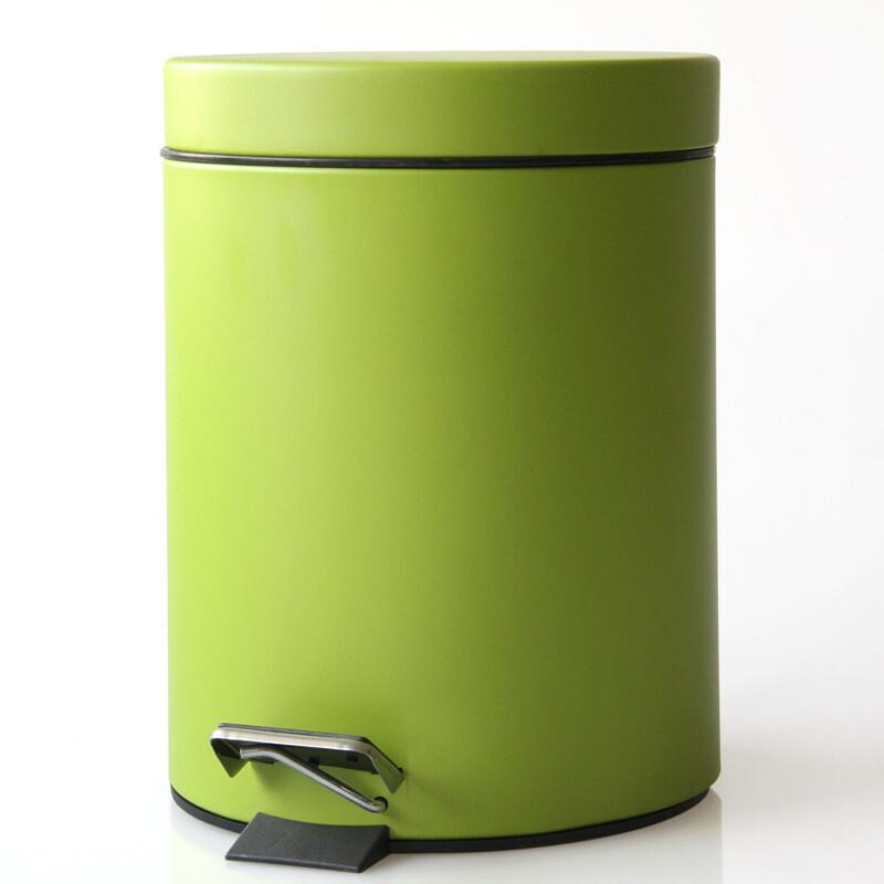 【满百包邮】*专柜正品*TAYOHYA多样屋olive不锈钢垃圾桶/绿,
