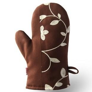 特价多样屋安娜系列微波炉专用隔热手套 加厚 咖啡,厨房工具,
