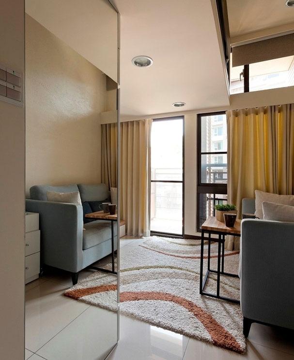 精品柜装修效果图_30平米小户型日式风格-谷居家居装修设计效果图