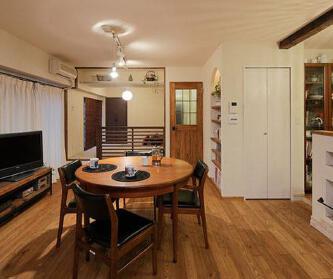 悠然木色 日本43平美家...