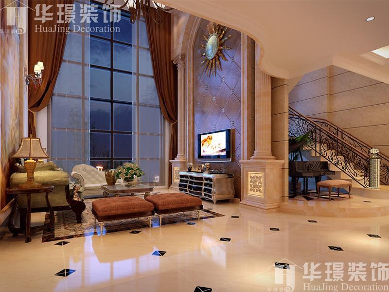 客厅 ,客厅,300平,18万,混搭,现代,两居,