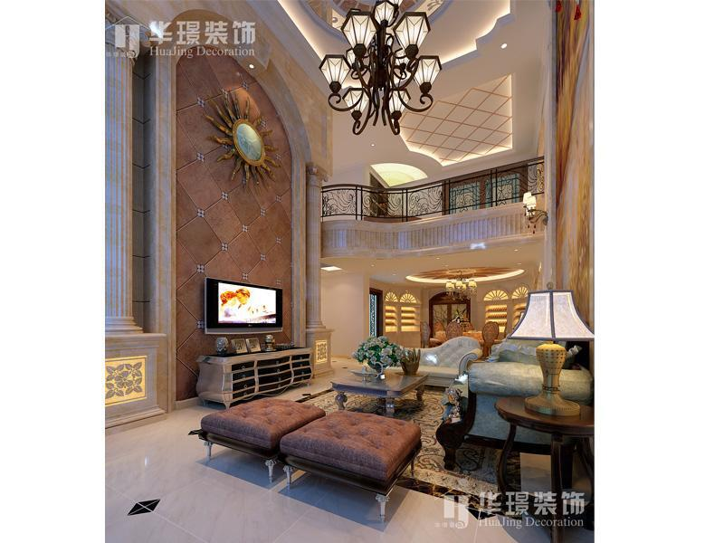 客厅,客厅,300平,18万,混搭,现代,两居,